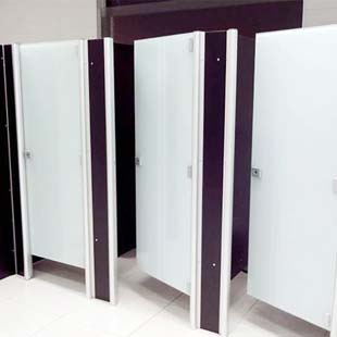 As melhores condições em divisórias sanitárias em ts laminado estrutural